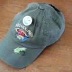 El's Kedgwick Hat and Green Highlander Fly